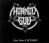 CD Horned God - Chaos, Bringer of All Revelations (Fabiano Penna)