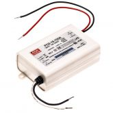 PCD-16-700A Driver Dimerizável 16W / 700 mA Mean Well (para LEDs de 3W)