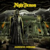 CD Night Demon – Darkness Remains