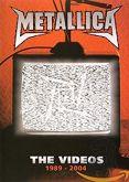 """Metallica - """"The Videos 1989-2004"""" DVD Nacional"""