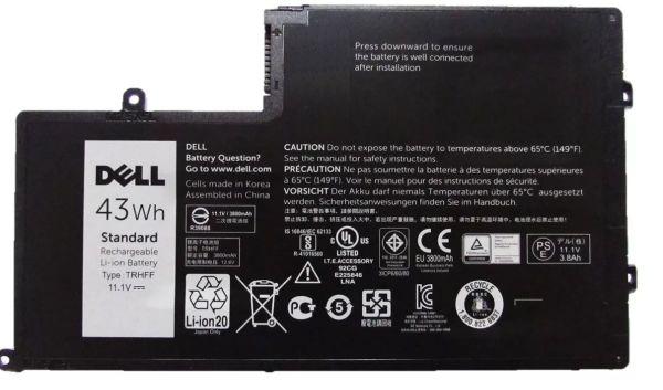 Bateria Dell Trhff 43wh 11.1v Original