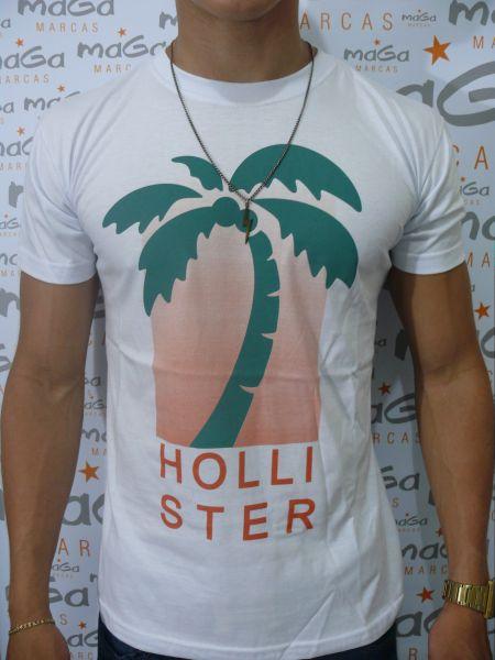 Camiseta Tropical - Hollister - Maga Marcas d5cbccd14fb9f