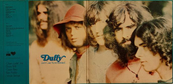 LP 12 - Duffy – Just In Case You're Interested...