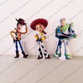 3 Displays de mesa - Toy Story