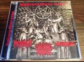PERLOKUS / NOCTURNAL DAMNATION / DISFORTERROR - Blasphemous Alliance of Chaos - CD Split