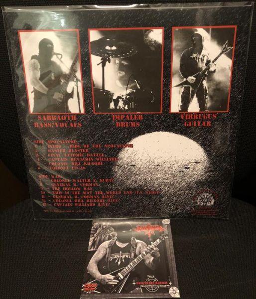 GOATPENIS - Apocalypse War 12 - LP+DVD (+double Insert, + Poster)