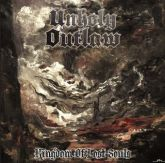 Unholy Outlaw - Kingdom Of Lost Souls - CD