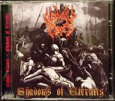UNHOLY FLAMES - Shadows of Eternity - CD