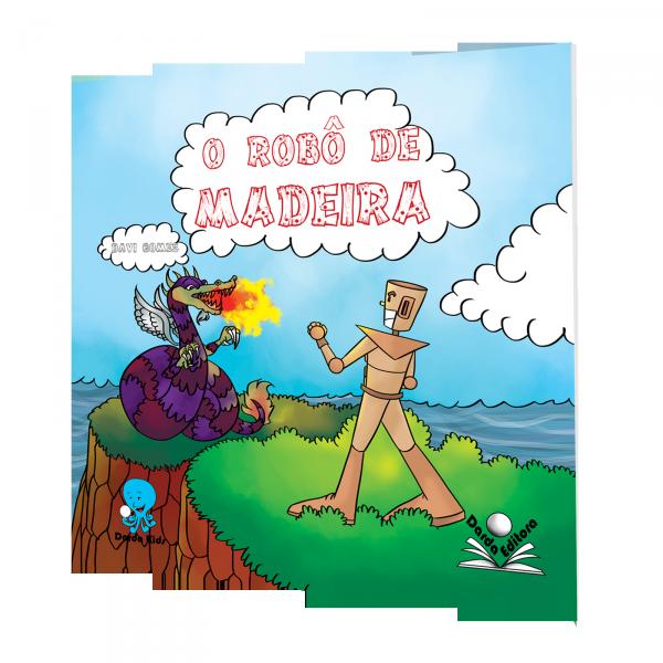 O Robô de Madeira