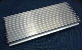Dissipador de Alumínio 104 x 25 x 250 mm