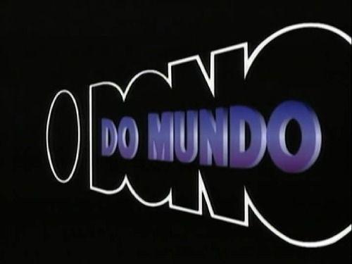 Novela O Dono Do Mundo 19 Dvd's Frete Grátis