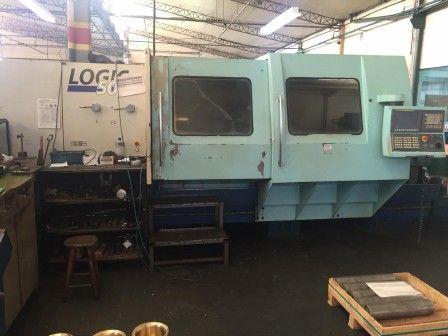 Torno CNC Usado Nardini DIPLOMAT LOGIC 500