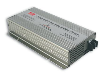 PB-300N-48 Carregador de Bateria 48V 300W Mean Well