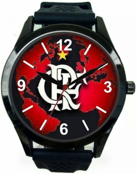 Relógio Pulso Flamengo 03