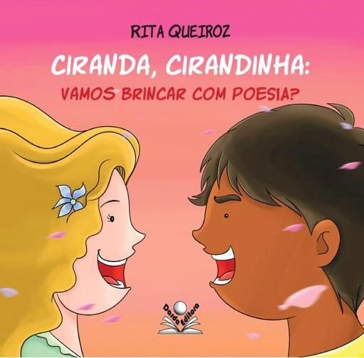 Ciranda Cirandinha, vamos brincar de poesia?