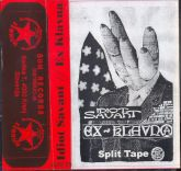 Idiot Savant / Ex-Klavna - split Tape K7