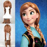 Peruca Anna - Frozen FF1364