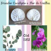 Frisador Eucalipto e Flor de Ervilha
