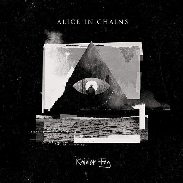 CD - Alice In Chains – Rainier Fog