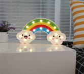 Luminária Arco Íris Cod 19