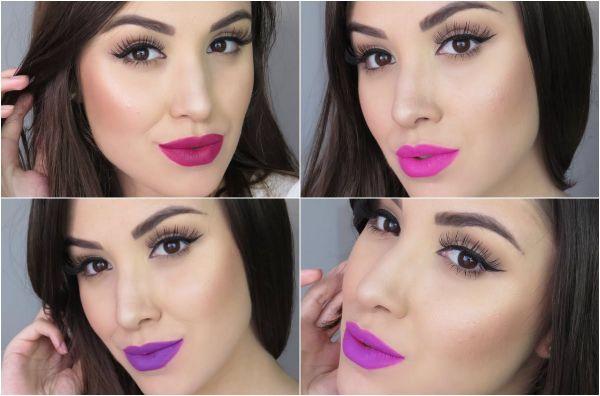 Blush Tradicional Mori Makeup