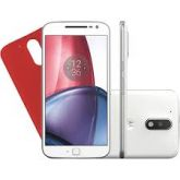 Celular Motorola Moto G4 Plus 32gb Xt1640 -vitrine