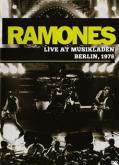 DVD - Ramones - Live at Musiklanden - Berlin, 1978