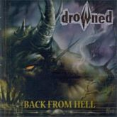 CD - Drowned - Back From Hell