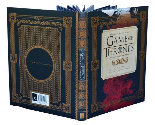 Livro - Game of Thrones. Por Dentro da Série da HBO