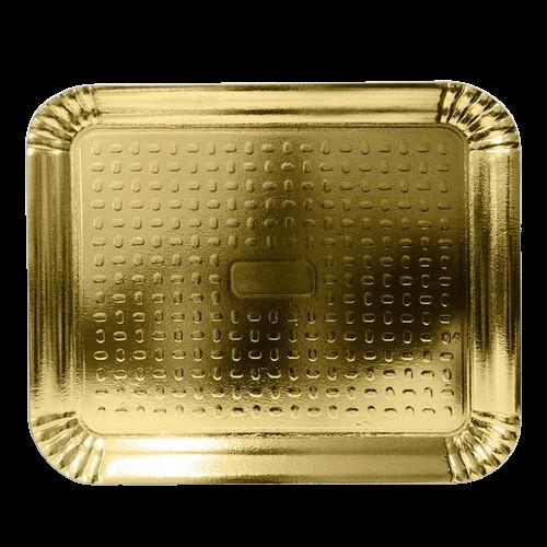 Bandeja Laminada Ouro Nº6 1un