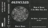 Graveland - Blood Of Heroes (CASSETE)