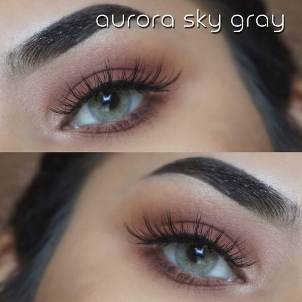 .Aurora Sky Gray - 14.5mm
