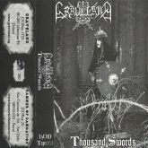 Graveland - Thousand Swords (CASSETE)