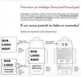 CAMISINHAS /PRESERVATIVOS PERSONALIZADOS