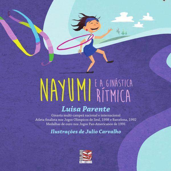 Nayumi e a ginástica rítmica