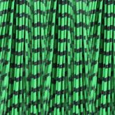 FL - BARRED ROUND LEGS (Green/Black)