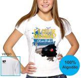 Camiseta Fem E o céu de Miramar?
