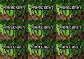 Papel Arroz Minecraft Lateral A4 010 1un