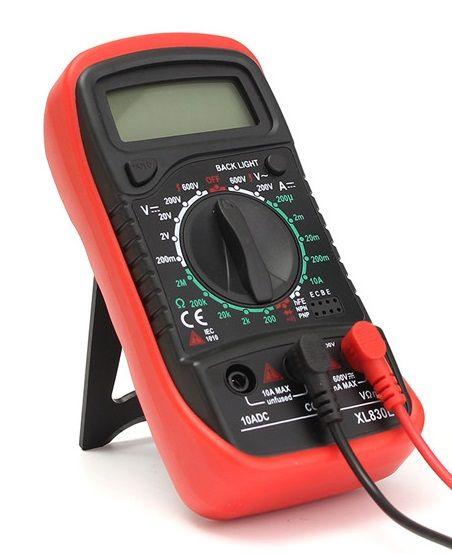 COD 1518- Multímetro Digital  XL830L