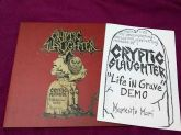 LP 12 - Cryptic Slaughter – Life In Grave + Rehearsals / Live 1985-1987