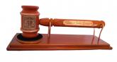 Malhete Direito Personalizado + Suporte