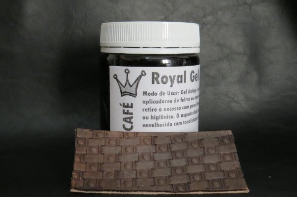 ROYAL Gel Antique - Gel Antigo - Café
