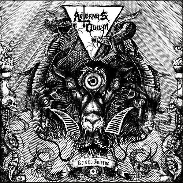 AETERNUS ODIUM - Reis do Inferno
