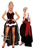 Rainha de Copas Plus Size FF3791