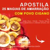 APOSTILA 25 MAGIAS DE AMARRAÇÃO COM POVO CIGANO
