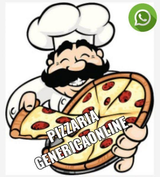 PIZZA BRIGADEIRO