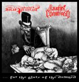 HELL TORMENT  (Per) / SLAUGHTER COMMAND (Ger) - ...for the Glory of the Damned - 7