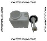 Reservatório ou Bujão  Agua limpador C/ Motorzinho Original Niva(novo) Ref.0723
