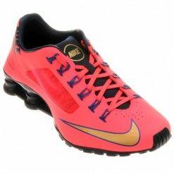 on sale df707 00b37 Nike Shox Superfly R4 Vermelho e Preto (ORIGINAL)