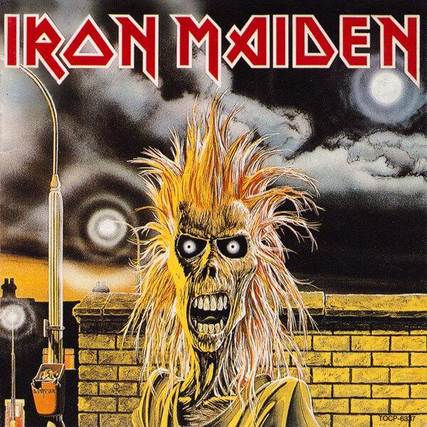 IRON MAIDEN - Iron Maiden - CD